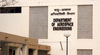 Seats in Aerospace Dept. at IITs/IISc